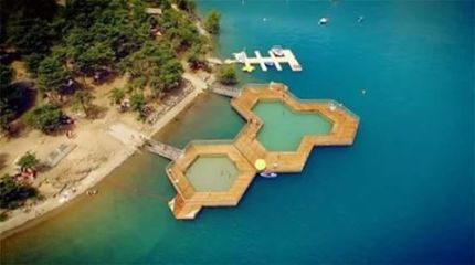 piscine plage du bois vieux Natu'roll